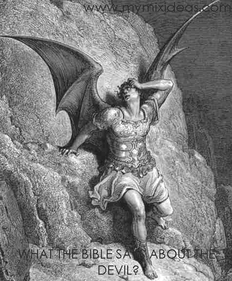 Lucifer Bible: The Devil Tried To Take My Soul, And Other Stories From